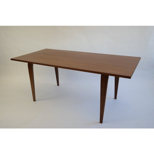 Norman Cherner Dining Table - Image 3 of 11