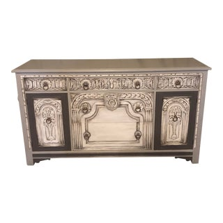 19th Century Jacobean Sideboard For Sale
