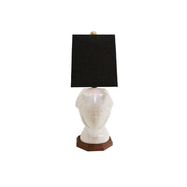 Double Elephant Lamp - Image 2 of 4