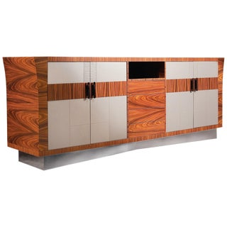 Umberto Asnago for Medea Mobilidea Sideboard With Drawers For Sale