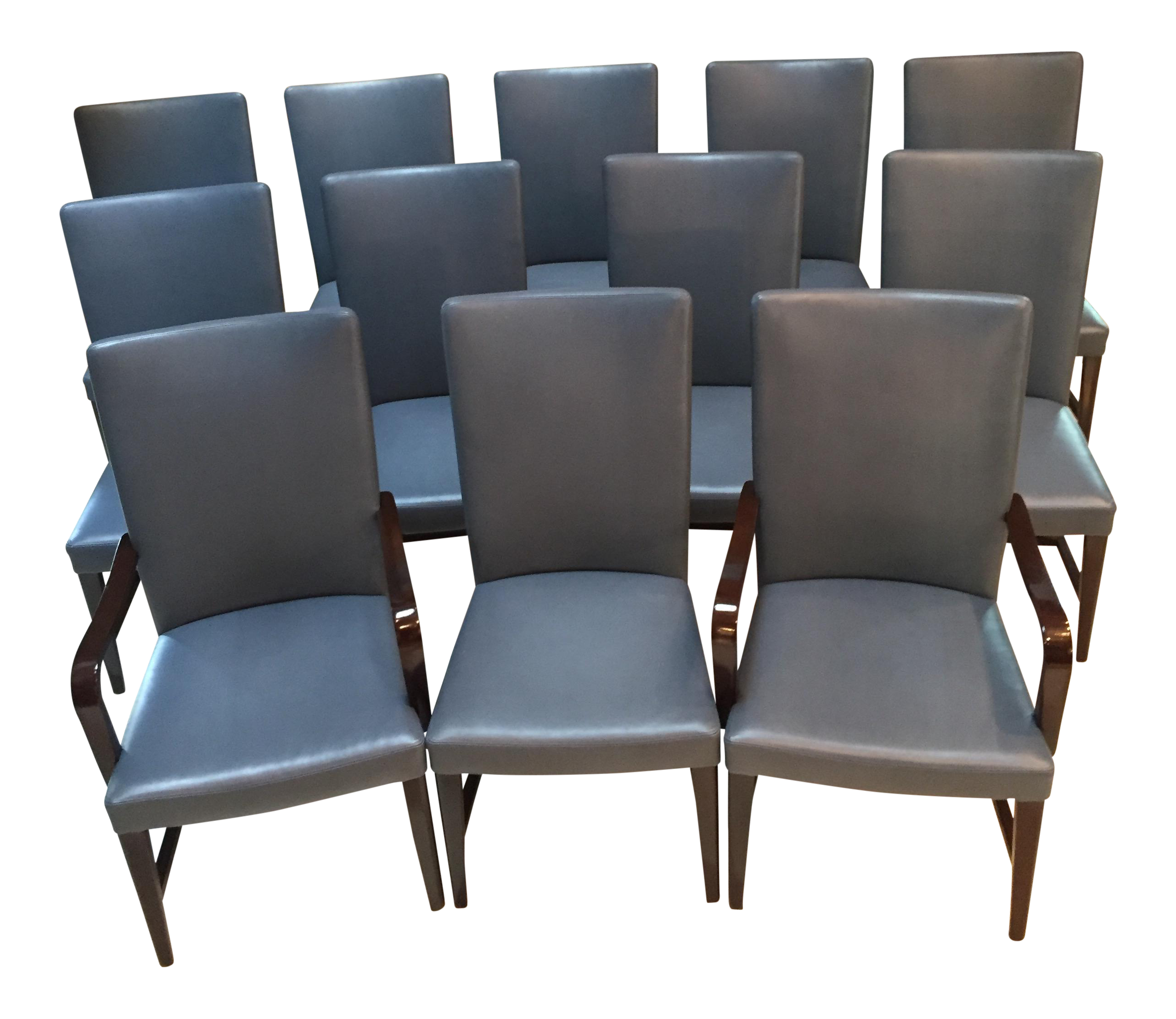 Holly Hunt Siena Dining Chairs   Set Of 12   Image 1 Of 7