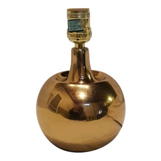 Laurel Lamp Co. Brass Lamp