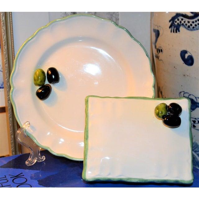 Mancioli Porcelain Trompe l'Oeil - Image 7 of 11