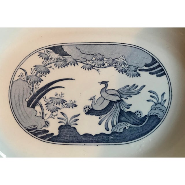 Chinoiserie Old Chelsea Platters - Set of 3 - Image 7 of 8