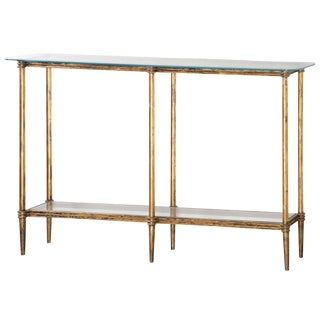 Narrow Console Table For Sale