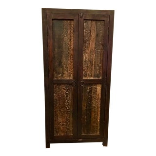 Interlude Home Rustic Fyde Peak Armoire For Sale