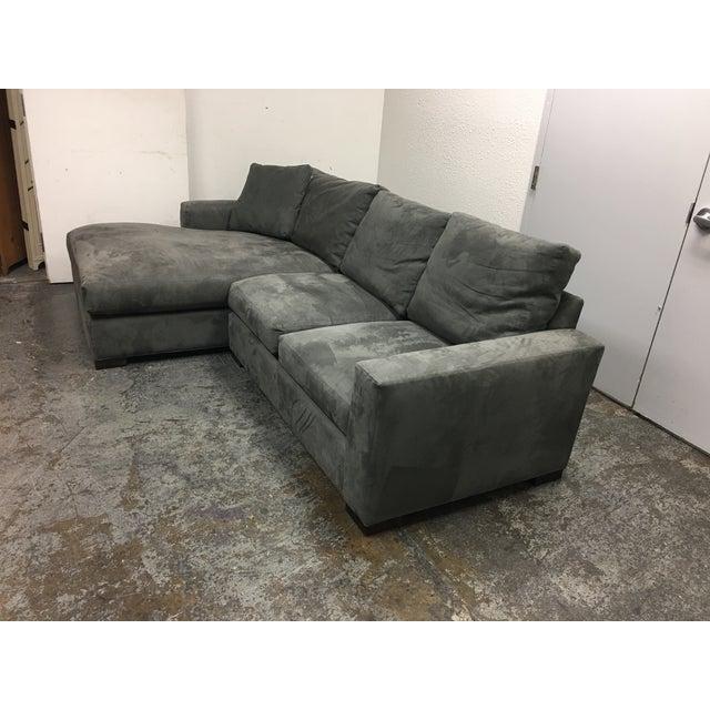 Room & Board Metro Sectional Sofa - Image 5 of 8