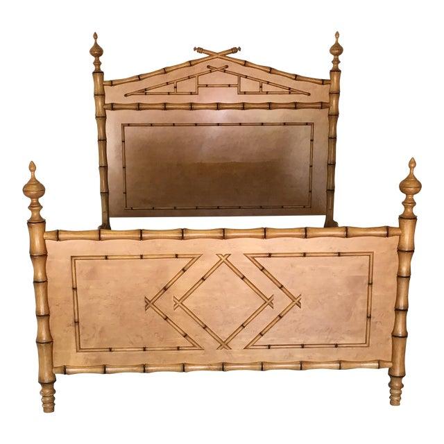 Bernhardt Martha Stewart Queen Bed Chairish