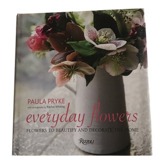 Everday Flowers by Paula Pryke Book