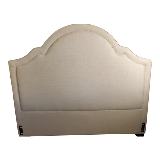Restoration Hardware Jameson King Headboard - Image 1 of 4