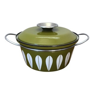 Cathrineholm Mid-Century Enamel Cookware For Sale
