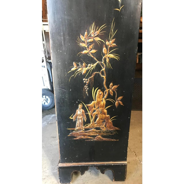 Chinoiserie Chest of Drawers For Sale - Image 11 of 12