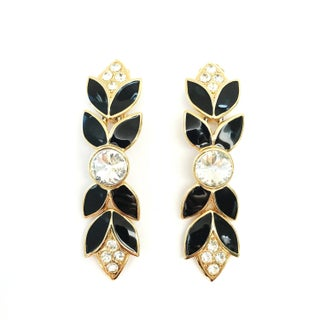 Chandelier Runway Clip on Earrings From 80s New York Preview