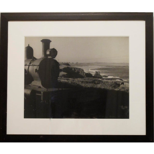 Industrial Bombo, South Coast Signed Max Dupain '39 Photograph For Sale - Image 3 of 3