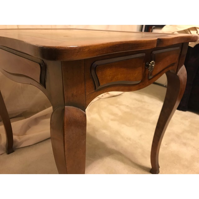Henredon Wood End Table - Image 2 of 5