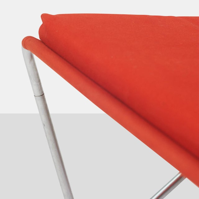1960s a pair of bachelor's chairs by Verner Panton For Sale - Image 5 of 7