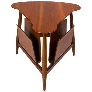 Dunbar Magazine Table by Edward Wormley for Dunbar For Sale