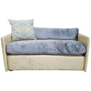 John Saladino Club Loveseat For Sale