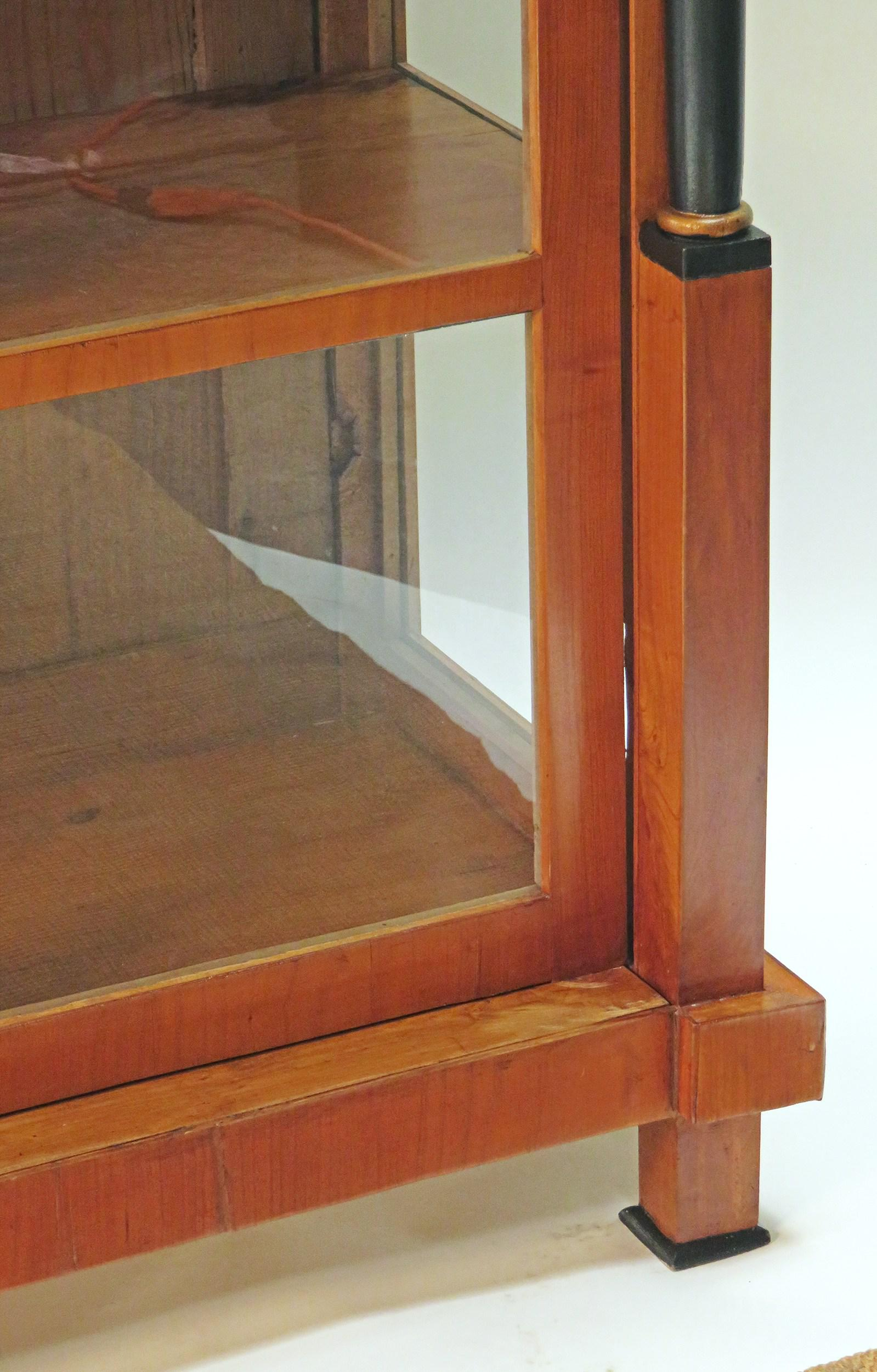 Austrian Biedermeier Style Bookcase U2013 Cabinet   Image 4 Of 5