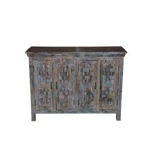 Rustic Wood Calanthe Sideboard