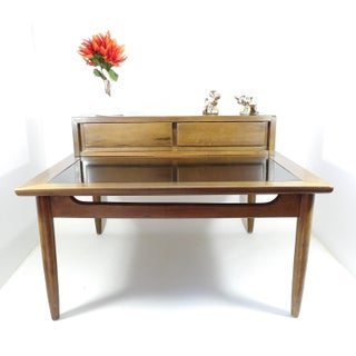 1950s Mid Century Modern American of Martinsville Sectional Sofa Divider Table Preview