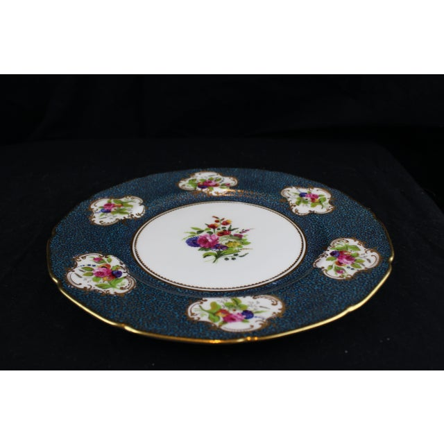 Ceramic Royal Doulton Plates - Service for 12 For Sale - Image 7 of 8