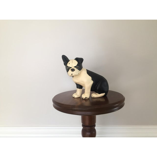 French Bulldog Cast Iron Doorstop - Image 3 of 5