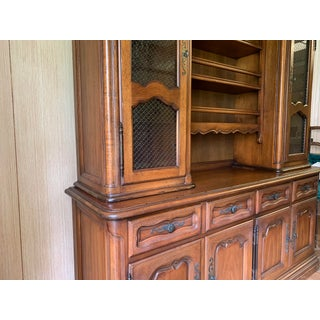Drexel French Country 68' Buffet With Hutch Preview