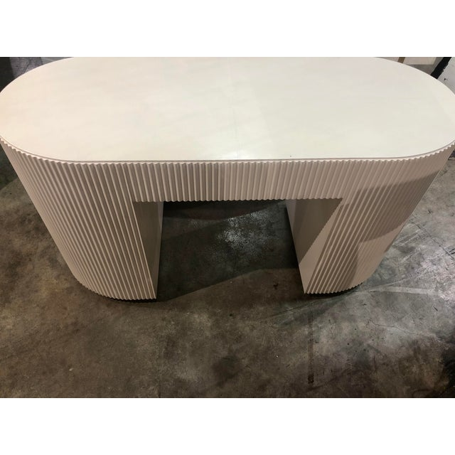 Metal Lillian August for Hickory White Vanity For Sale - Image 7 of 9