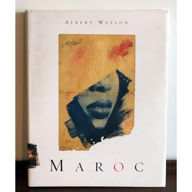 Albert Watson: Maroc Hardcover Photography Art Book For Sale - Image 10 of 10