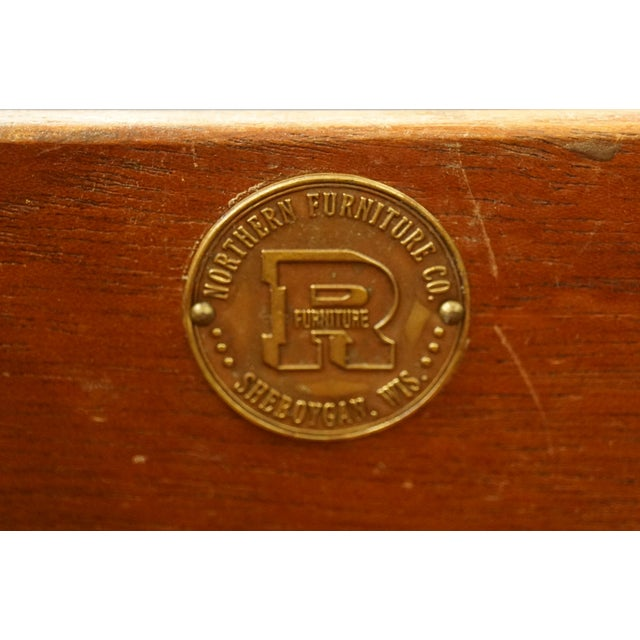 Wood Rway Northern Furniture Co. Chest Of Drawers For Sale - Image 7 of 11