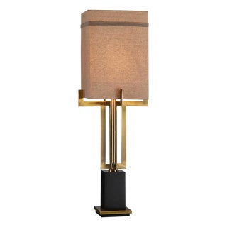 Modern Art Deco Style Lamp For Sale