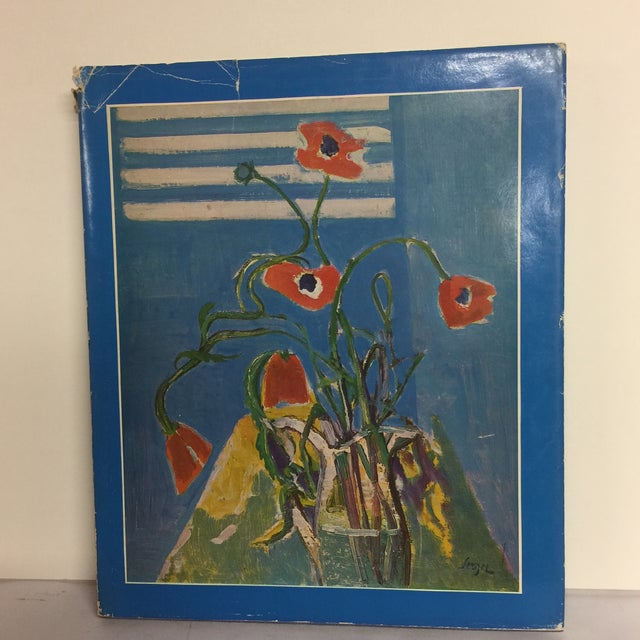 New York: Schoneman Galleries, Inc., 1962. Hard cover with dust jacket. Blue linen covered boards with embossed red...