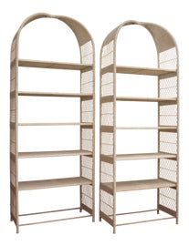 Image of Shabby Chic Bookcases and Étagères