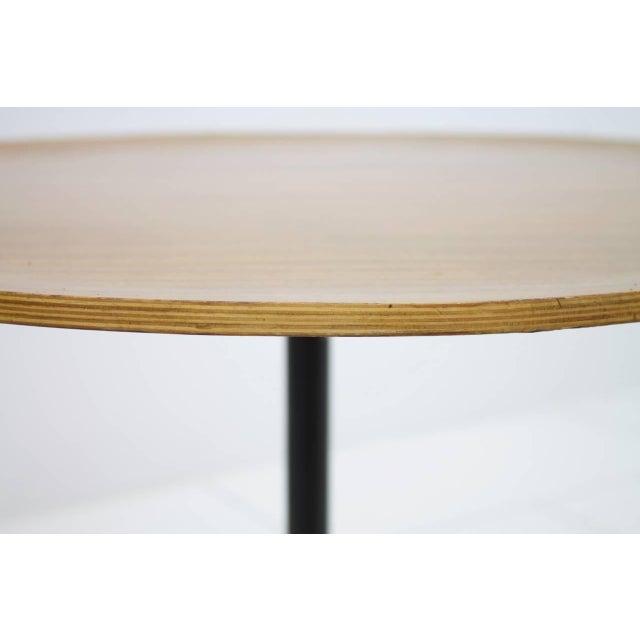 Rare side table by Osvaldo Borsani, Italy, 1950s. Good condition. Worldwide shipping.