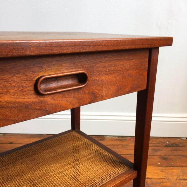Mid-Century Modern Jack Cartwright Collection Side Table - Image 5 of 8