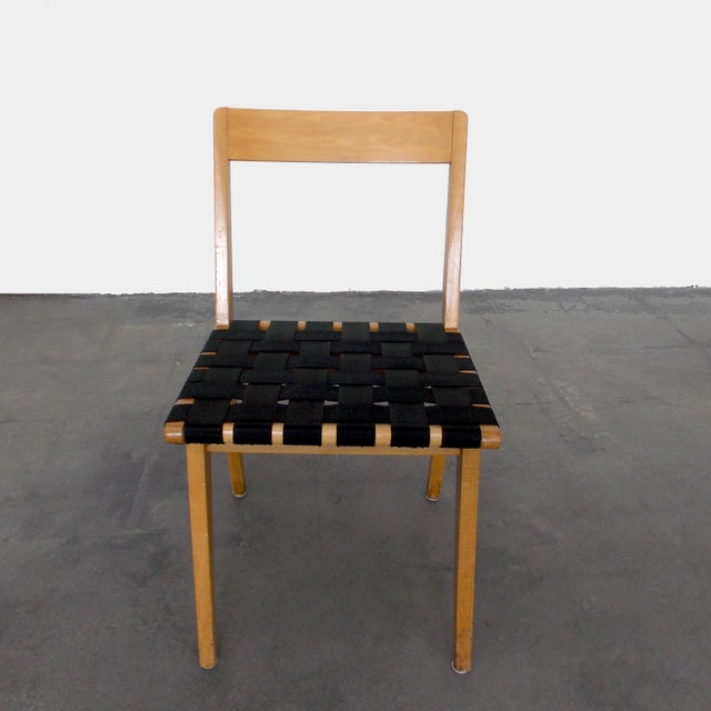 Jens Risom Side Chairs for Knoll - Set of 6 - Image 3 of 8