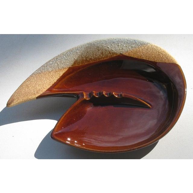 Midcentury Haeger Art Pottery Ashtray - Image 3 of 3