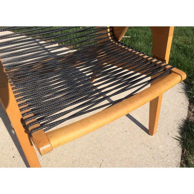 Vintage Robert Kayton Cord Chair For Sale - Image 6 of 9