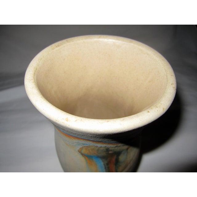Vintage Nemadji Art Pottery Vase - Image 7 of 11