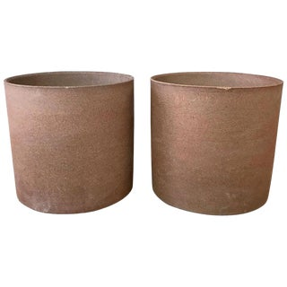 David Cressey Pro/Artisan for Architectural Pottery Large Planters, 8 Available For Sale