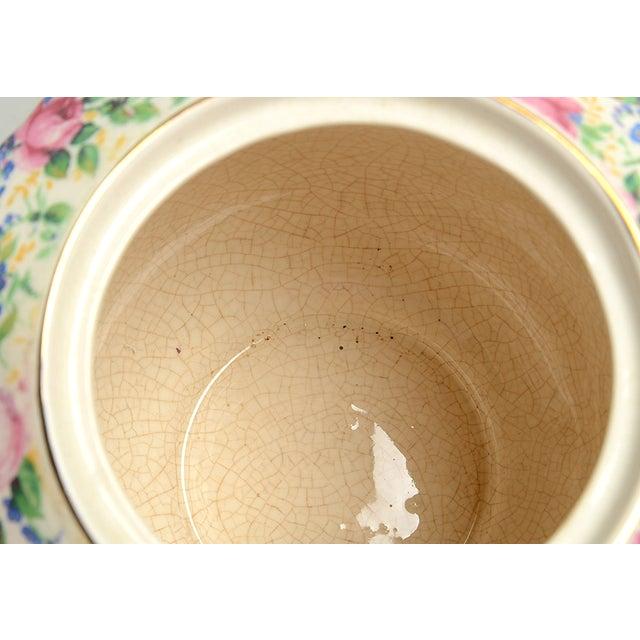 Ceramic James Kent Rosalynde Chintz 4 Cup Teapot & Lid For Sale - Image 7 of 10