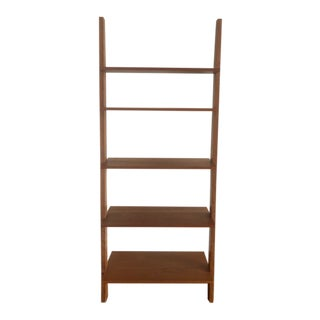 Room and Board Leaning Wall Shelf For Sale