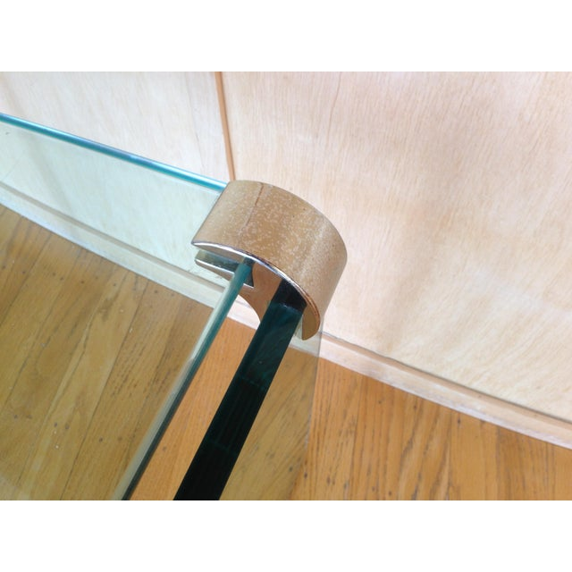 Vintage Pace Corner Table - Image 5 of 6
