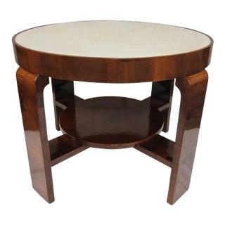 An Art-Deco Table, France 1930
