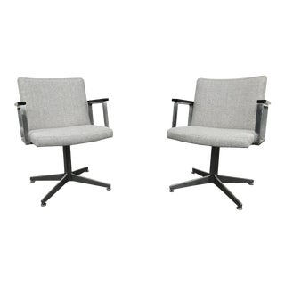 1950s Mid Century Chairs by Good Form Furniture - a Pair For Sale