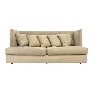 Milo Baughman Shelter Sofa - Excellent For Sale