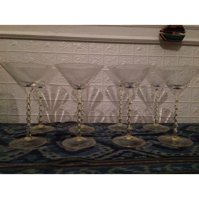 Martini Glasses - Set of 8 - Image 2 of 4