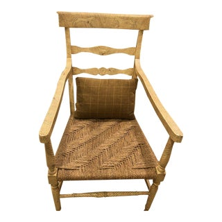 Rose Tarlow Tumbleweed Armchair (Retail $4,882) For Sale