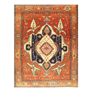 Pasargad Ny Genuine Persian Bakhshayesh Hand-Knotted Rug - 10′ × 13′3″ For Sale